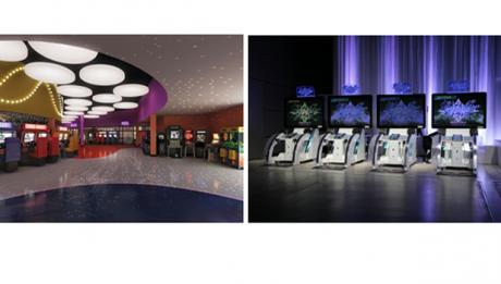 arcade of future