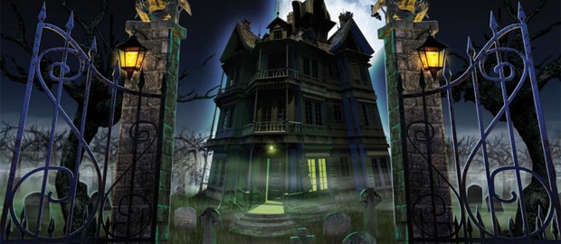 haunted house feature